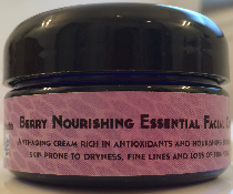 Berry Nourishing Essential Facial Cream