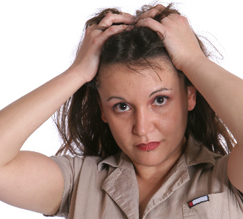 Itchy scalp can disturb our work and family responsibilites