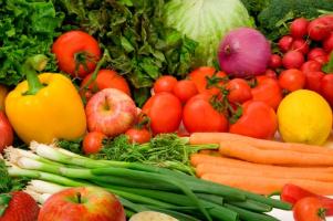 The Body Needs Healthy Foods