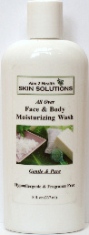All Over Face & Body Wash