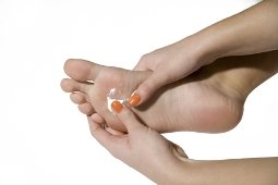 Feet that become cracked and dry can affect your daily activity