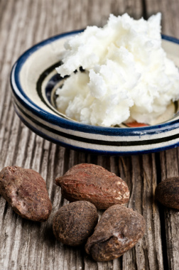 The butter from the shea tree is highly nourishing and moisturizing.