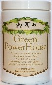 Green PowerHouse For Great Skin Nutrition